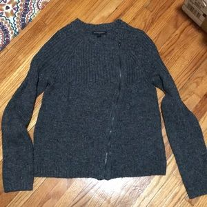 Banana Republic Zip Sweater